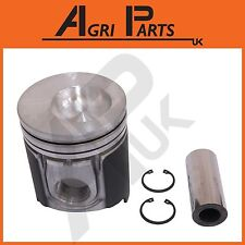 Piston & Pin - Ford New Holland 5610S, 5640, 7810S, 7840, 555E Tractor (Engine)