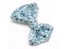 Accessoires de coiffure barrettes bleu pour fille de 2 à 16 ans