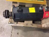 Details about  /FANUC AC SERVO MOTOR MODEL 2-0 A06B-0521-B051 S-751386 87.6 CNC NO ENCODER