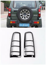 ABS Rear Lamp Light Cover Trim Frame for Suzuki Jimny 2007-2015 -Black 2 pcs