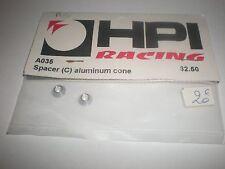 HPI A035 Spacer aluminium cone  RS4