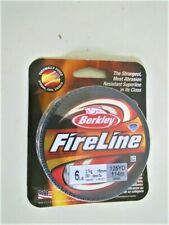 Berkley FireLine Fused Smoke 6 lb. 125 yds., BFLS6-42, UPC: 028632644522