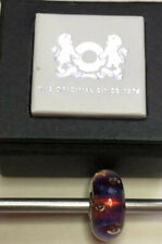 Genuine LIMITED EDITION TROLLBEADS AURORA BUBBLES BEAD.New with a box.