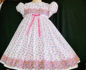 "Annemarie-Adult Sissy Baby Girl Dress Lolita ""Sweet Toddler Dress"" Ready to Ship"