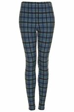 TS Denim Multi Check Leggings