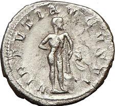 GORDIAN III 241AD Ancient Silver Roman Coin NUDE 'Farnese' HERCULES  i19061