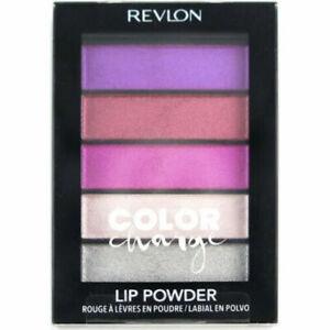 Revlon Color Change Lip Powder 101 High Fever - Colour Smooth Purple Glitter