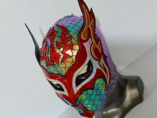CARISTICO MASK WRESTLING MASK LUCHADOR COSTUME WRESTLER LUCHA LIBRE MEXICAN