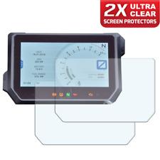 2 x KTM 1290 SUPER ADVENTURE R / S 2017> Dashboard Screen Protector: Ultra Clear