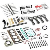 Engine Overhaul Rebuild Kit & Con rods Set Φ23mm For VW Audi 2.0 TFSI CDN CCZ