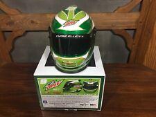 Chase Elliott 2019 Mountain Dew Mini Replica Helmet