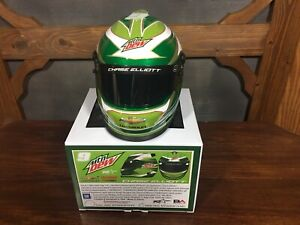 Chase Elliott 2019 Mountain Dew Mini Replica Helmet