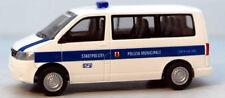 "RIETZE 53421 – VW T5 GP ""POLIZIA MUNICIPALE – STADTPOLIZEI"" BRUNICO – 1:87"