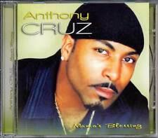 Anthony Cruz Mamas Blessings CD Music Sealed Reggae Dancehall Jet Star New Album