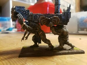 Warhammer Chaos Warshrine PRO PAINTED AND BASED