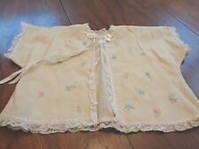 New listing Antique Baby Jacket all hand made very special