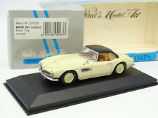 Minichamps 1/43 - BMW 507 Cabrio Hard Top Crème