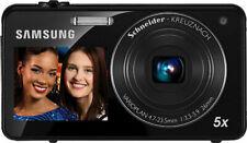 Samsung ST Series ST700 16.1MP Digital Camera - Black