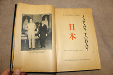 "Original Occupied Japan ""Japan Today, A Pictorial Guide"", 1948 Printed in Tokyo"