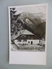 Ansichtskarte Die Naturfreunde Alpe Köbel