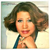 ARETHA FRANLIN - Aretha / 1980 Vinyl LP Album Funk / Soul / SPART 1147 / VG+/VG+