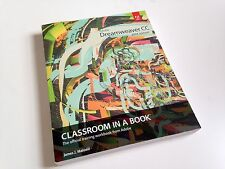 Adobe Dreamweaver CC Classroom in a Book by James J. Maivald (2014, Paperback...