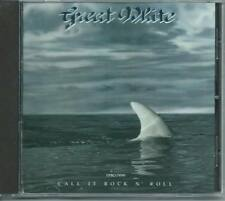 GREAT WHITE Call It Rock n' Roll 1 TRACK USA PROMO CD SINGLE