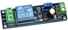 New 12V NE555 Oscillator Delay Timer Switch Adjustable 0 to 10 Second  UK seller