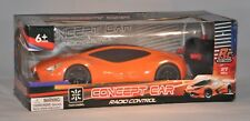 RC Concept Car Radio Control Car - Orange - Brand New