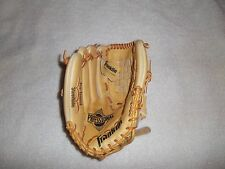 "FRANKLIN 4538L BASEBALL GLOVE 12 1/4"" LH PLAYER(GOES ON RIGHT HAND)"