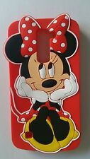 DE-SILICONE CASE T MINNIE RED for LG K10