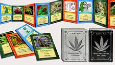 MLTG Maritopian Life The Game, Cannabis Trading Card Game, Learn to grow Weed!