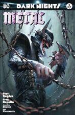 DARK NIGHTS METAL 5 GABRIELLE DELL OTTO BULLETPROOF VARIANT BATMAN WHO LAUGHS