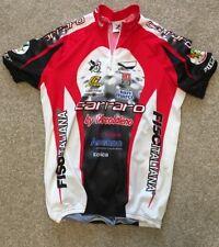 THREEFACE Multi Logo Ciclismo Jersey L Large unioni italiano Rock Shox RITCHEY