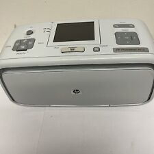 HP Photosmart A610 Series COMPACT Photo Printer TESTED/WORKING. New Cartridge!
