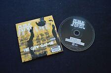 PUBLIC ENEMY HE GOT GAME RARE AUSTRALIAN CD SINGLE IN CARD SLEEVE!