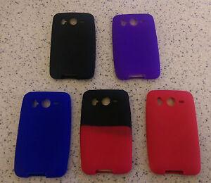 HTC Desire HD Silicon Case - Multiple Colours (Pick Any 2)