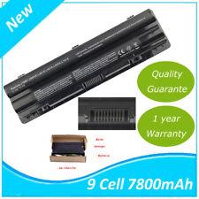 Batterie pour Dell XPS 14 L401X XPS 15 L501X L502X XPS 17 L701X L702X 7800mAh