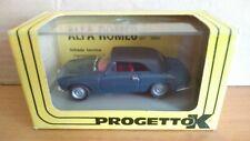 ALFA ROMEO GIULIA GTC CLOSED 1965 PROGETTO K 1/43 (LEGGERE BENE)