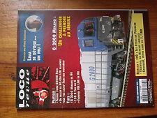 $$w Loco-Revue N°662 G 2000 Mehano  68000 Roco  chalet  gouttieres  Eyzies