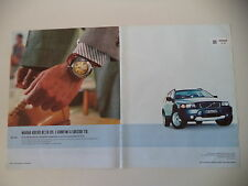 advertising Pubblicità 2002 VOLVO XC70 XC 70 D5