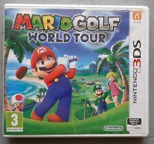 Jeu MARIO GOLF WORLD TOUR - Nintendo 3DS - Français (PAL)