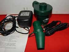 Northwest Territory Electric Pump For Inflating / Deflating Air Mattresses EUC