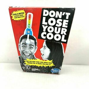 Hasbro Don't Lose Your Cool Game Electronic Adult Party Game Ages 12 & Up
