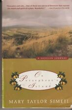 On Persephone's Island: A Sicilian Journal by Mary Taylor Simeti (Paperback,...