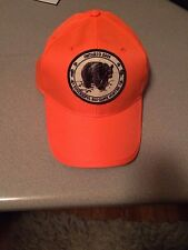 2 X 2009 ONTARIO BIG GAME BEAR HUNTER PATCH HATS-MICHIGAN DEER-MOOSE-CREST-BEAR