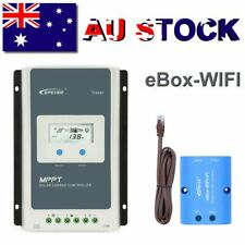 EPEVER 40A MPPT Solar Charge Controller 12V/24V Negative Ground LI Battery +WIFI