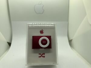 Apple Ipod Shuffle 2. Generation Product Red 1GB Sealed New