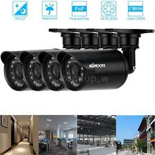 4pcs 24IR-LED 800TVL CCTV Security Waterproof Bullet Camera NTSC System US Stock