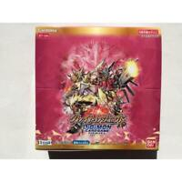 Digimon CG Booster (BT-04) Great Legend New unopened BOX Quick shipping Bandai